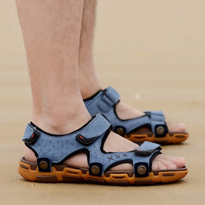 Shoe-Sandal8-675x675 4 Elegant Fashion Trends of Men Summer Shoes 2020