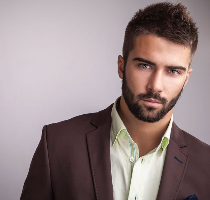 Short-Stubble-beard-675x642 7 Trendy Beard Styles for Men in 2020