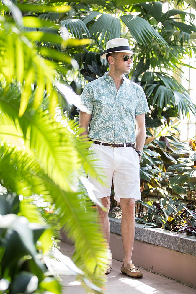 Shorts-with-casual-shoes 10 Most Stylish Outfits for Guys in Summer 2018
