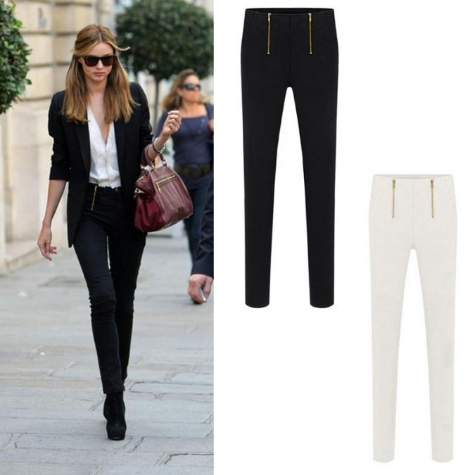 Slim-Slacks-675x675 18 Work Outfits Every Working Woman Should Have