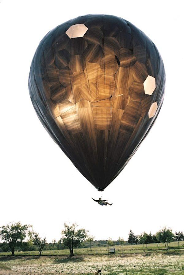 Solar-Balloon 12 Extraordinary Solar-Powered Products