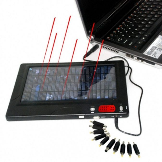 Solar-Laptop-675x675 Top 12 Unusual Solar-Powered Products