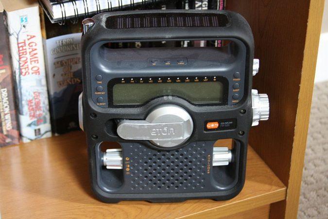 Solar-Radio-675x450 Top 12 Unusual Solar-Powered Products