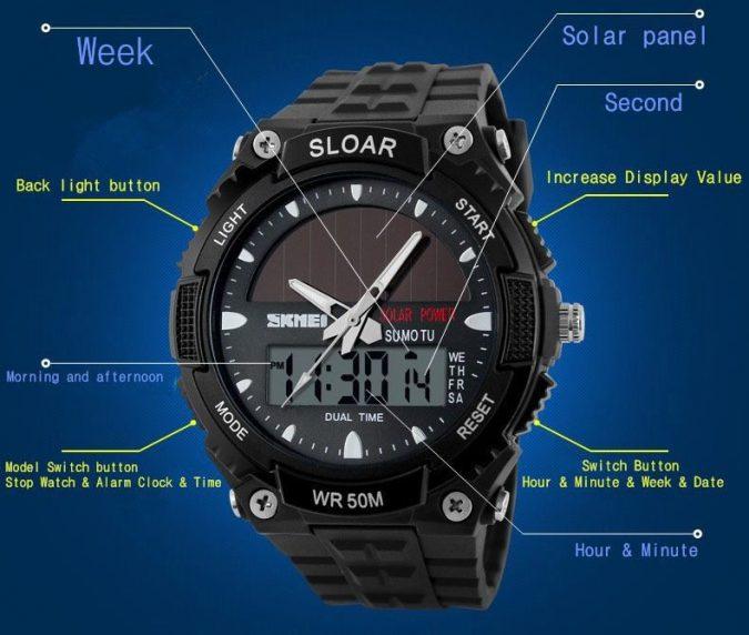 Solar-Watch-675x572 Top 12 Unusual Solar-Powered Products