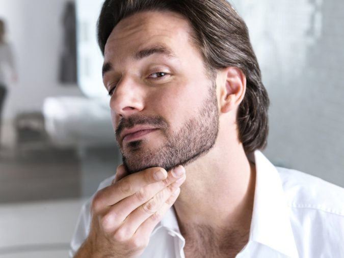 Stubble-beard-style-2016-675x507 7 Trendy Beard Styles for Men in 2018