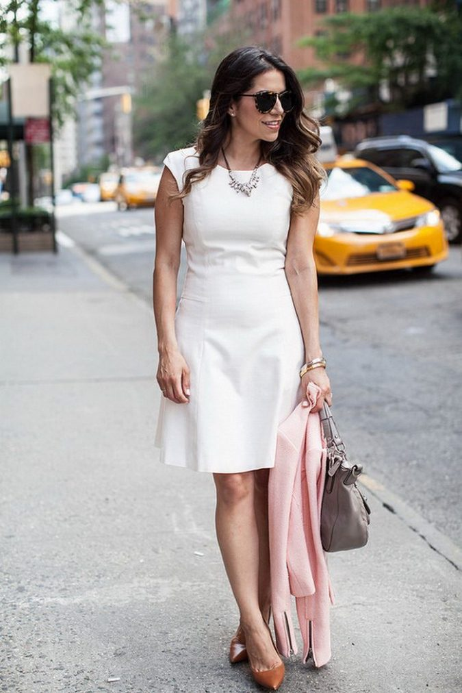 Summer-Dress-For-Job-Interview-2016-2017-13-675x1012 20+ Hottest Teenages Job Interview outfit Ideas in 2021