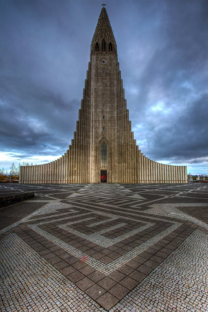 The-Church-of-Hallgrimur-Iceland-675x1011 15 Most Creative Building Designs in The World in 2018