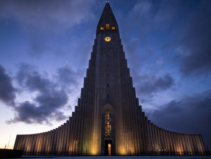 Thr-Church-of-Hallgrimur-675x507 15 Most Creative Building Designs in The World in 2018