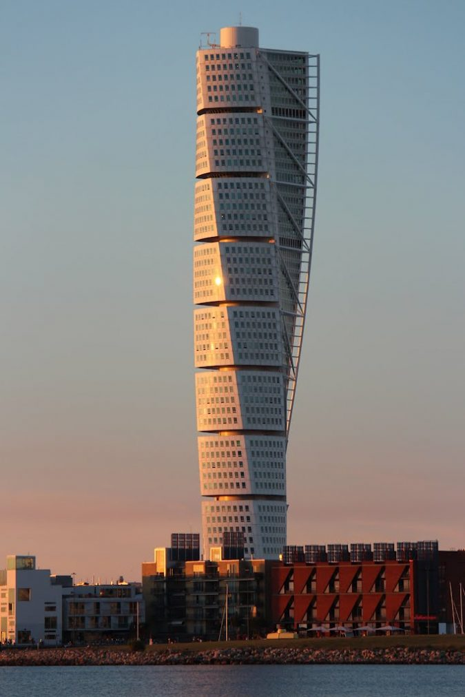 Turning-Torso-Sweden-675x1012 15 Most Creative Building Designs in The World in 2018
