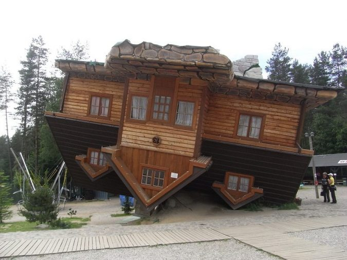 Upside-Down-House-Poland-675x506 15 Most Creative Building Designs in The World in 2019