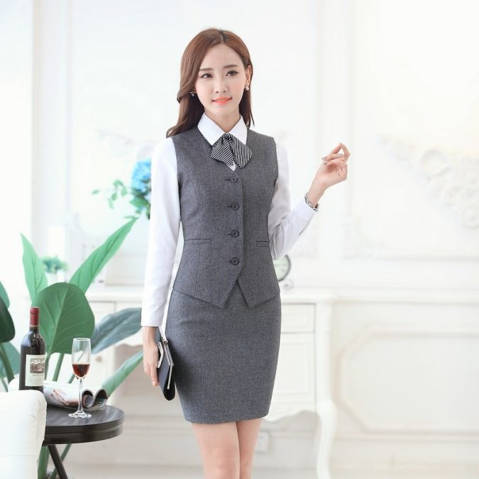 Waistcoats4-675x675 18 Work Outfits Every Working Woman Should Have