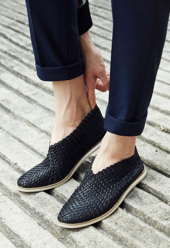 Woven-Slip-On2 Elegant Fashion Trends of Men Summer Shoes 2017