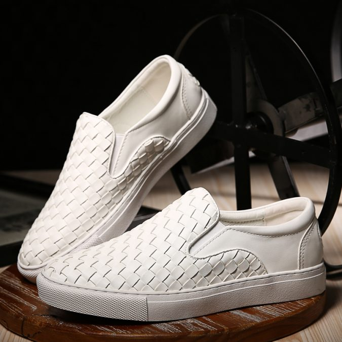 Woven-Slip-On3-675x675 Elegant Fashion Trends of Men Summer Shoes 2018