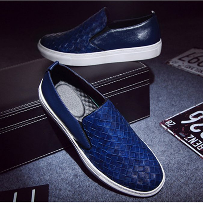 Woven-Slip-On4-675x675 Elegant Fashion Trends of Men Summer Shoes 2018