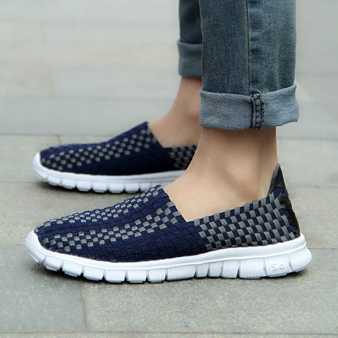Woven-Slip-On7-675x675 Elegant Fashion Trends of Men Summer Shoes 2018