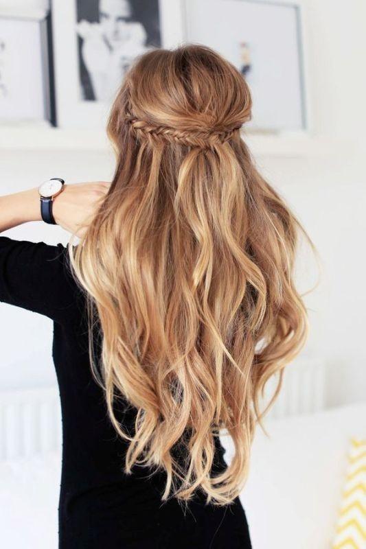 accent-braids-1 28 Hottest Spring & Summer Hairstyles for Women 2018