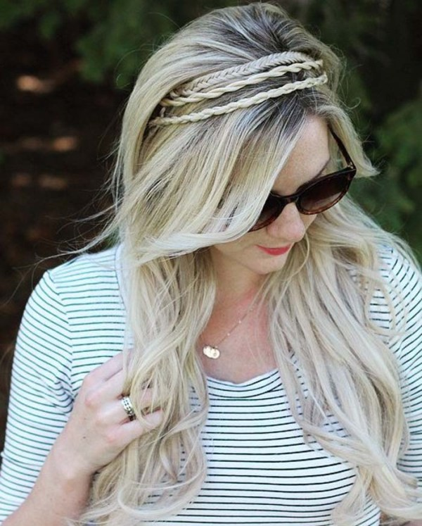 accent-braids-10 28 Hottest Spring & Summer Hairstyles for Women 2020