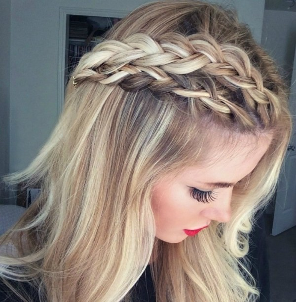accent-braids-13 28 Hottest Spring & Summer Hairstyles for Women 2020