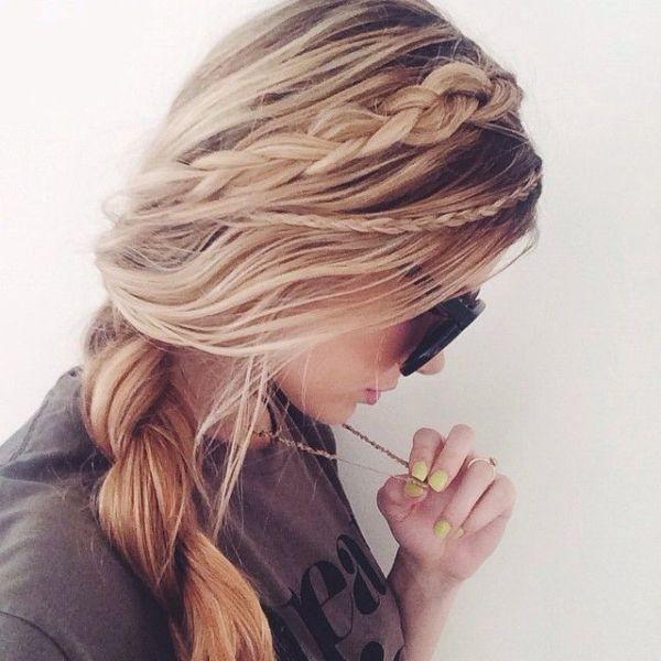 accent-braids-14 28 Hottest Spring & Summer Hairstyles for Women 2020