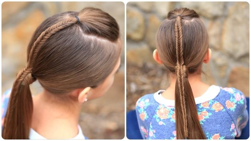 accent-braids-18 28 Hottest Spring & Summer Hairstyles for Women 2018