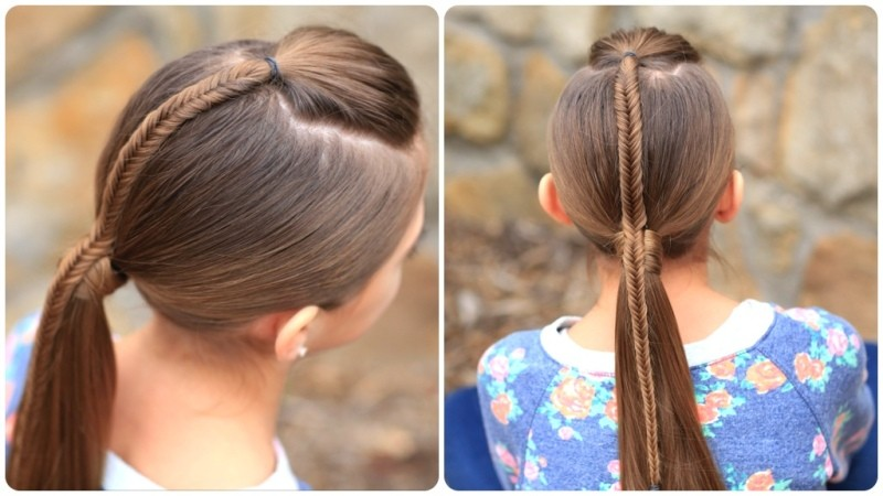 accent-braids-18 28 Hottest Spring & Summer Hairstyles for Women 2020