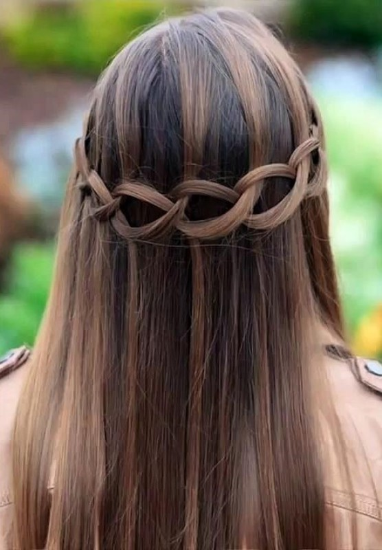 accent-braids-3 28 Hottest Spring & Summer Hairstyles for Women 2017
