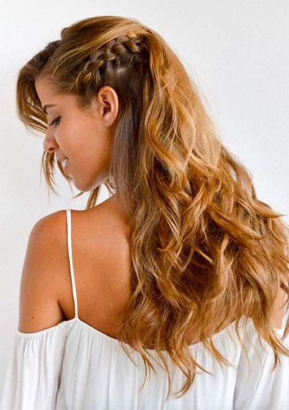 accent-braids-4 28 Hottest Spring & Summer Hairstyles for Women 2018