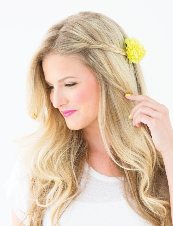 accent-braids-5 28 Hottest Spring & Summer Hairstyles for Women 2018