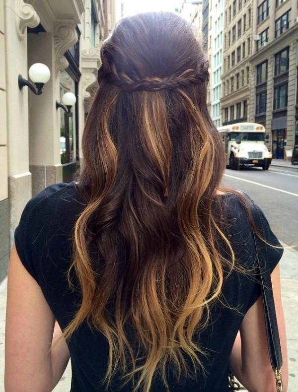 accent-braids-8 28 Hottest Spring & Summer Hairstyles for Women 2020