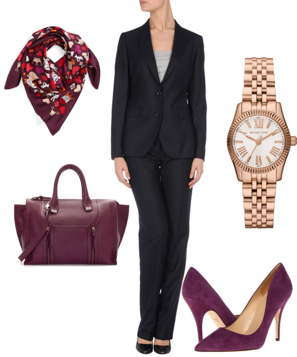 accessories-for-work2 18 Work Outfits Every Working Woman Should Have