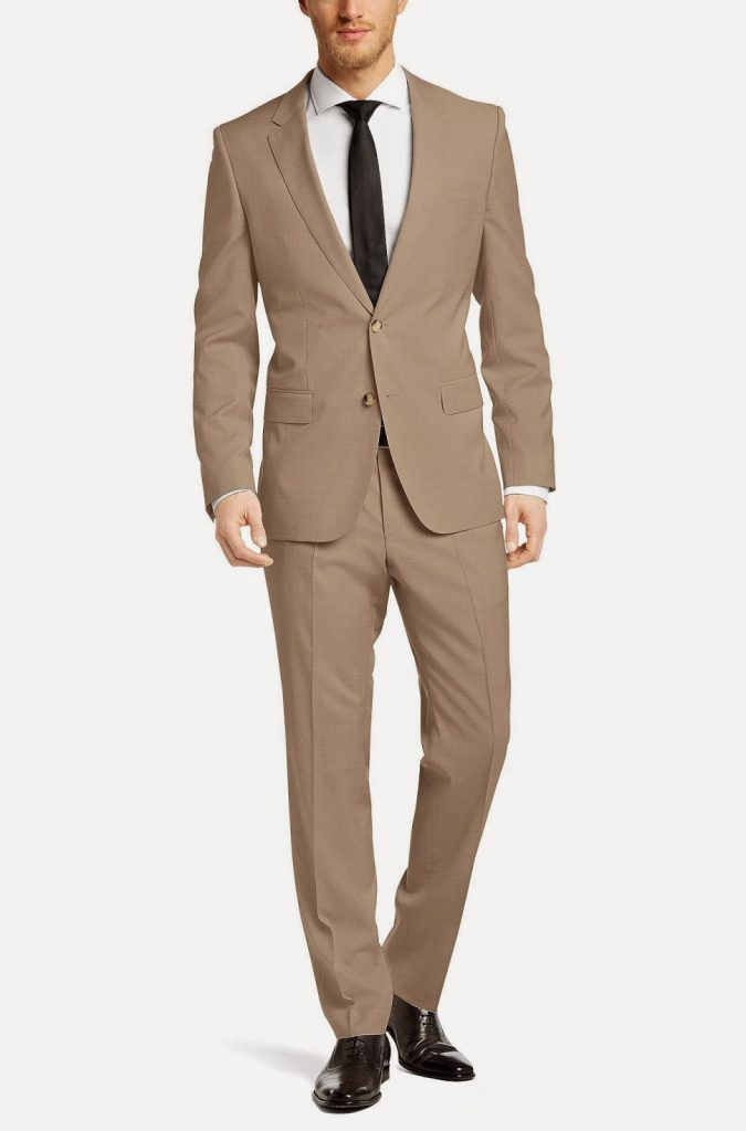 beige-suit-675x1024 14 Splendid Wedding Outfits for Guys in 2017