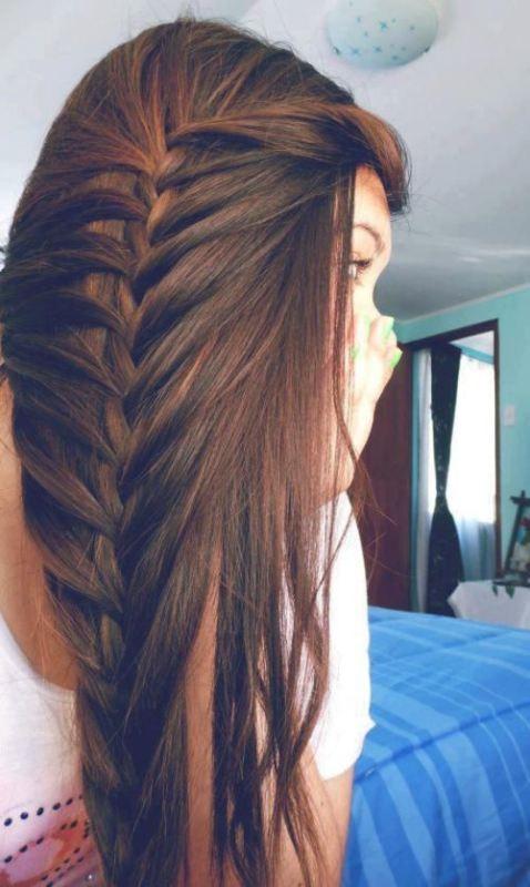 big-braids-1 28 Hottest Spring & Summer Hairstyles for Women 2020