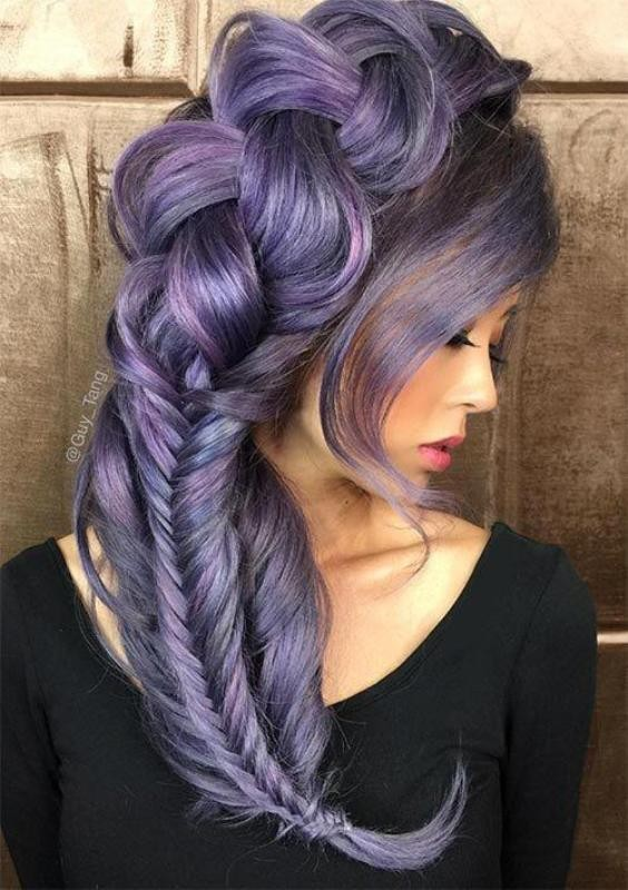 big-braids-10 28 Hottest Spring & Summer Hairstyles for Women 2020