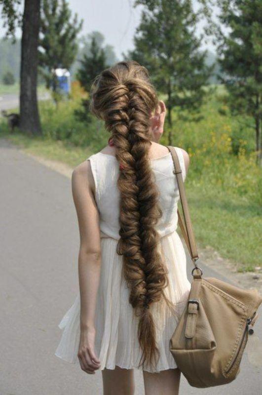 big-braids-11 28 Hottest Spring & Summer Hairstyles for Women 2020