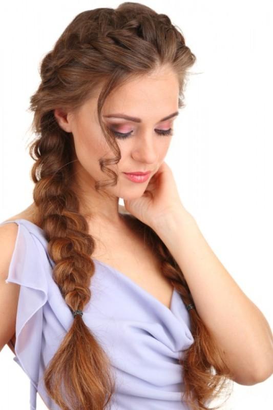 big-braids-3 28 Hottest Spring & Summer Hairstyles for Women 2017