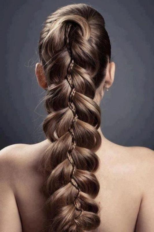 big-braids-4 28 Hottest Spring & Summer Hairstyles for Women 2020