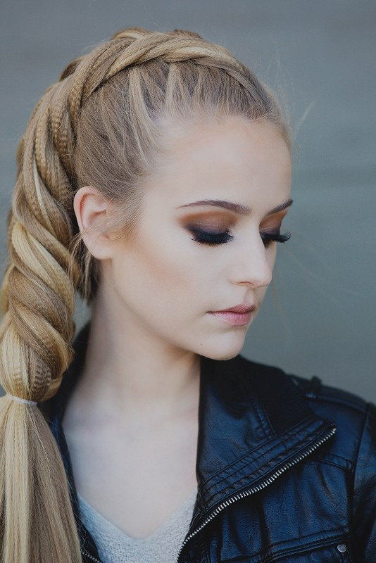 big-braids-5 28 Hottest Spring & Summer Hairstyles for Women 2017