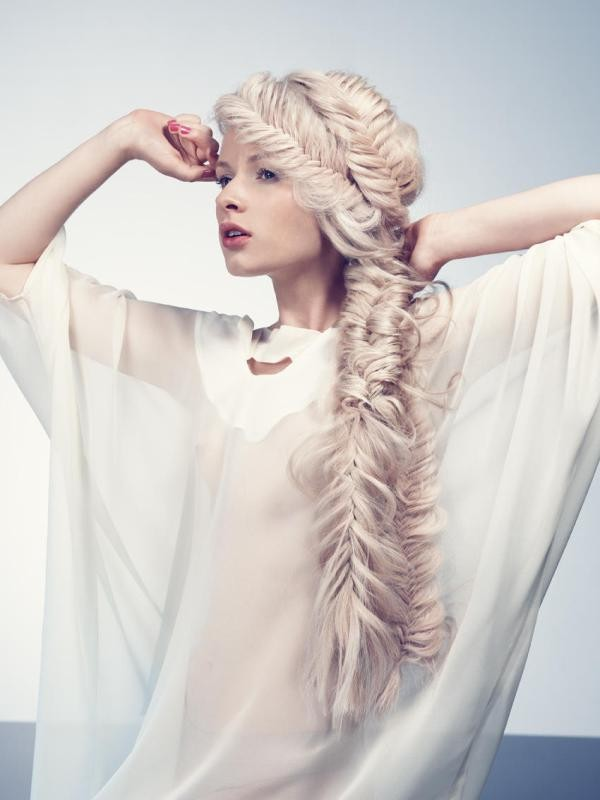 big-braids-8 28 Hottest Spring & Summer Hairstyles for Women 2020