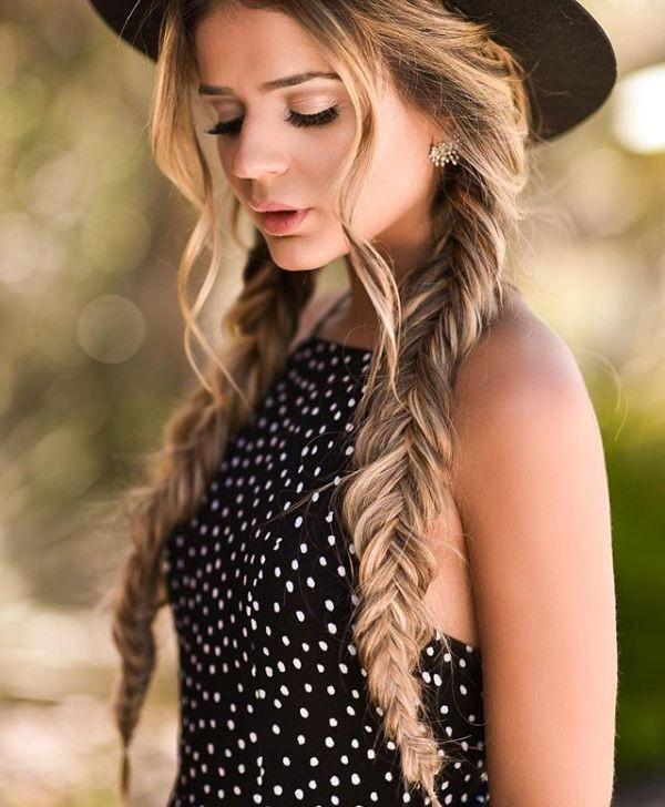 big-braids-9 28 Hottest Spring & Summer Hairstyles for Women 2020