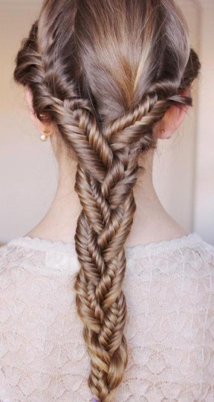 big-braids 28 Hottest Spring & Summer Hairstyles for Women 2020