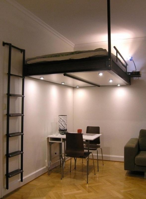 bunk-bed 83 Creative & Smart Space-Saving Furniture Design Ideas in 2018