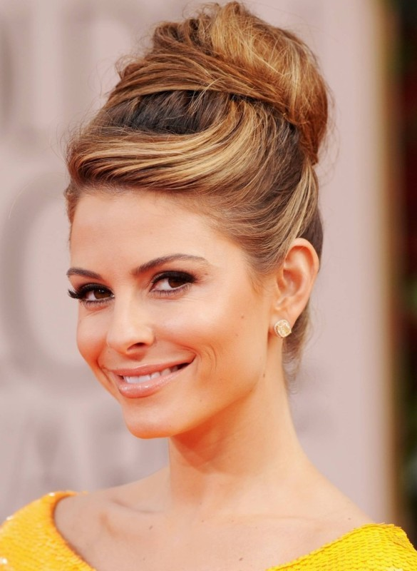 buns-11 28 Hottest Spring & Summer Hairstyles for Women 2017