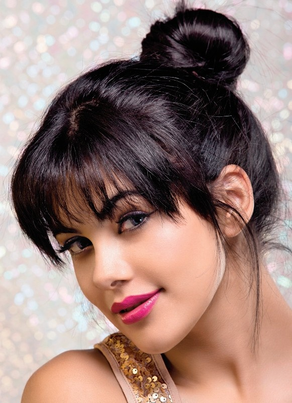 buns-12 28 Hottest Spring & Summer Hairstyles for Women 2018