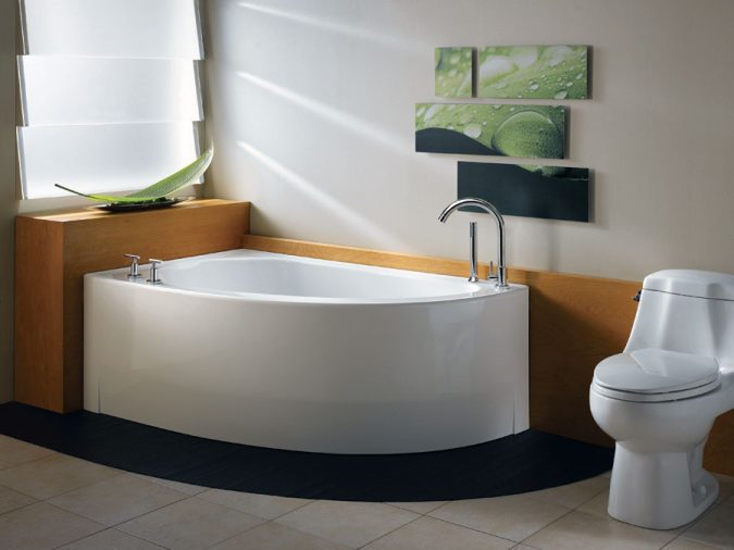 corner-bathtub2-675x506 6 Bathtub Designs that will Make your Jaw Drops!