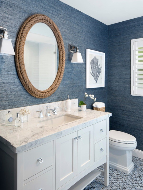 different-shades-of-blue-11 Newest Home Color Trends for Interior Design in 2018