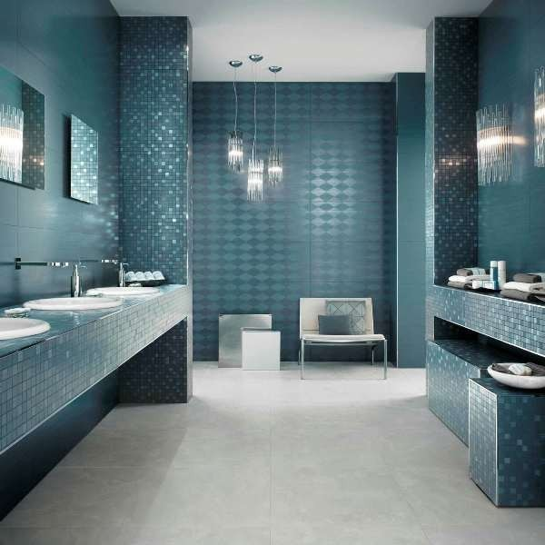 different-shades-of-blue-12 Newest Home Color Trends for Interior Design in 2018