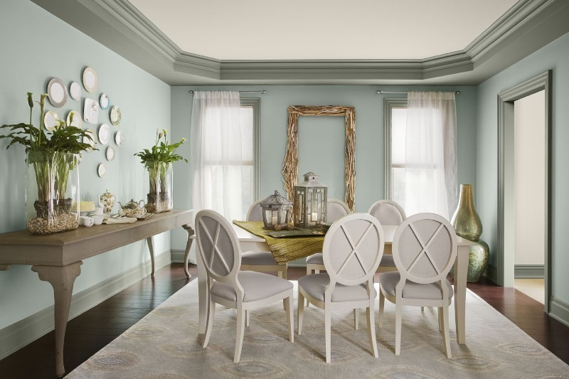 different-shades-of-blue-15 Newest Home Color Trends for Interior Design in 2019