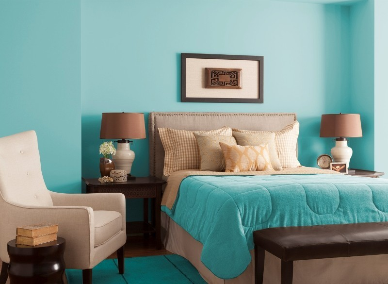 different-shades-of-blue-18 Newest Home Color Trends for Interior Design in 2017