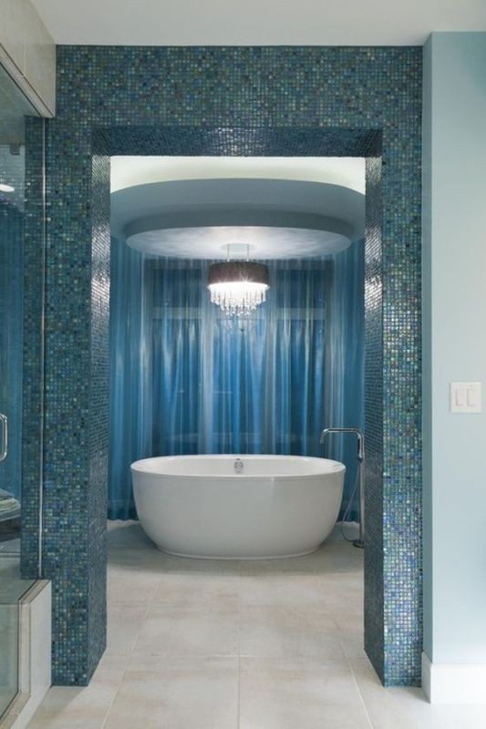 different-shades-of-blue-2 Newest Home Color Trends for Interior Design in 2019