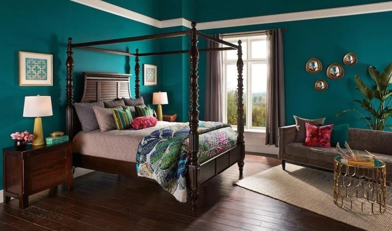 different-shades-of-blue-21 +40 Latest Home Color Trends for Interior Design in 2021